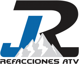 jr refacciones atv logo